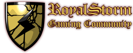 RoyalStorm - Gaming Community